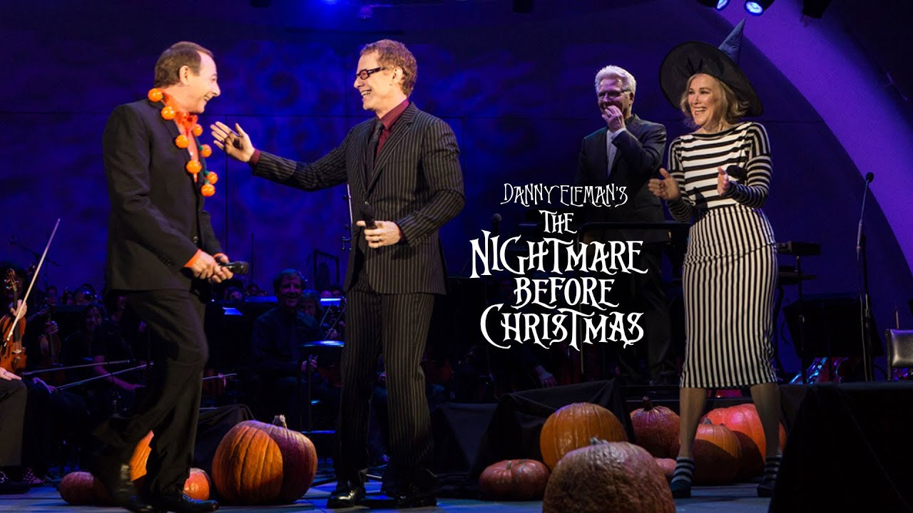 Danny Elfman - The Nightmare Before Christmas - Kathrein O'hare + ...