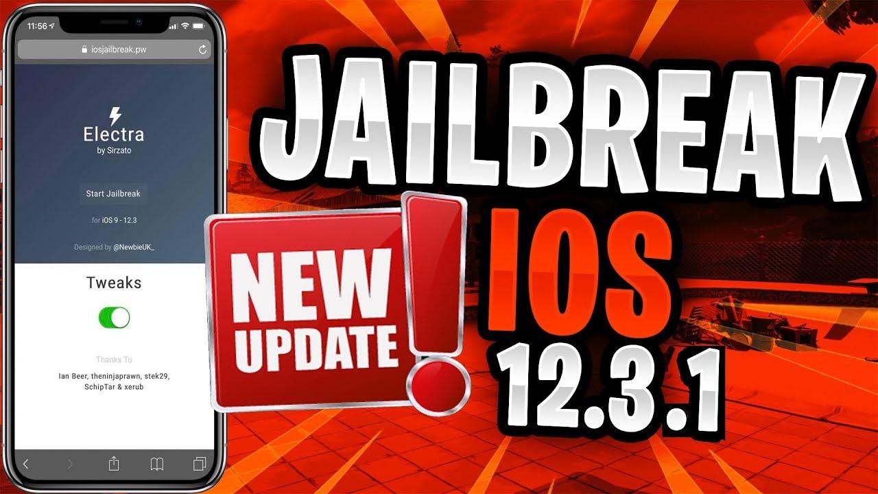 Jailbreak iOS 12 3 1 ✅ How to Jailbreak iOS 12 3 1 - 2019 WORKING! [12 3 1  Jailbreak] *UPDATED*