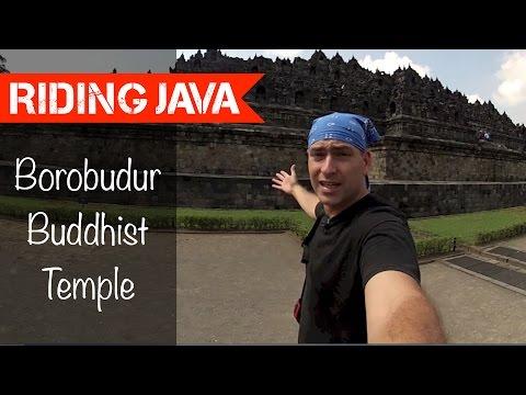 Borobudur Buddhist Temple | Traveling with Mark #8