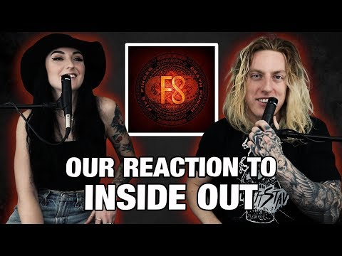Wyatt and Lindsay React: Inside Out by Five Finger Death Punch