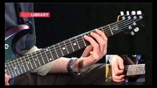 05  The Unforgiven   Electric guitar   Intro, Verse, Chorus & Pre solo   www rock video net