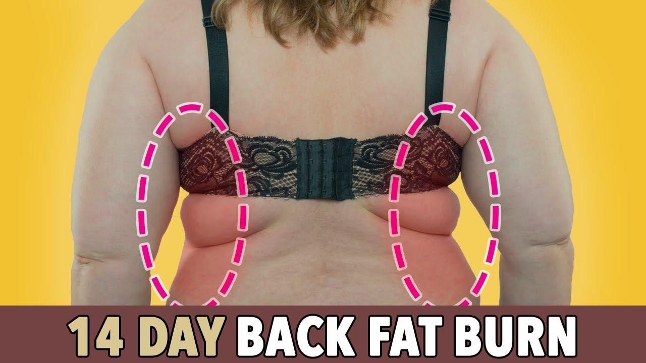 14-Day Back Fat Burn - Home Exercises