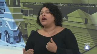 Ass. técnica da Seplag Fernanda Cruz fala sobre a definição dos limites entre Sergipe e Bahia - JE