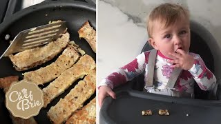 Birdie-approved FINGER FRENCH TOAST! | Chef Brie's Kitchen