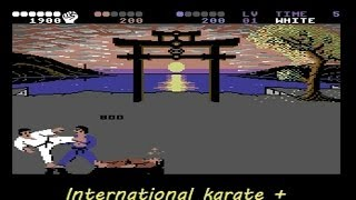 C64 games recollection