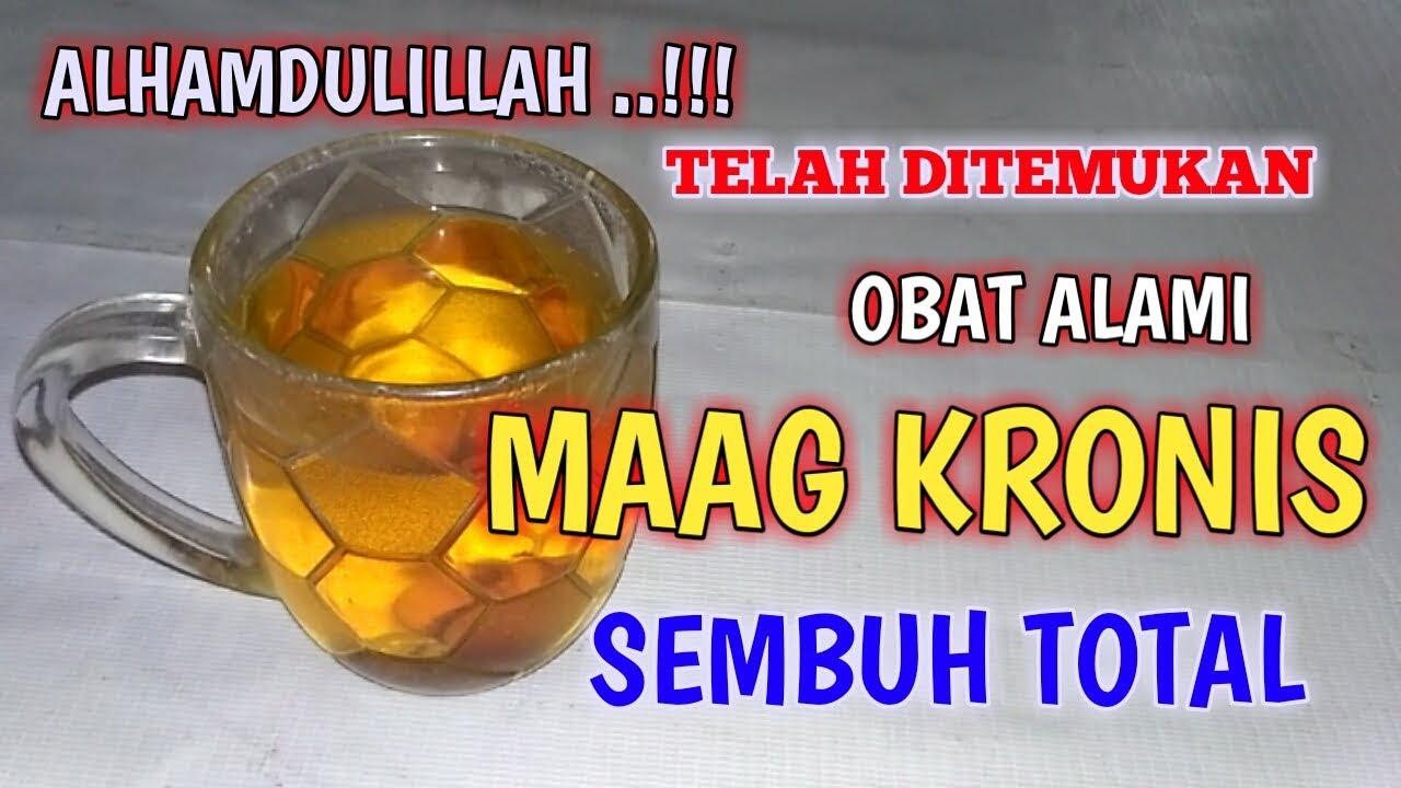 CARA MENGATASI MAAG KAMBUH SECARA ALAMI TANPA OBAT II OBAT ...