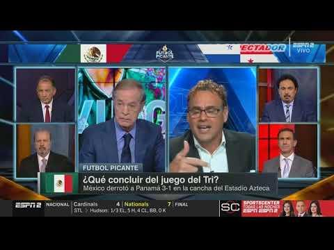 (2/2) Análisis Del MÉXICO Vs PANAMÁ - Concacaf Nations League - Fútbol Picante