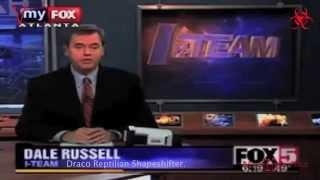 DRACO REPTILIAN CLOAKING SYSTEM FAILURE!