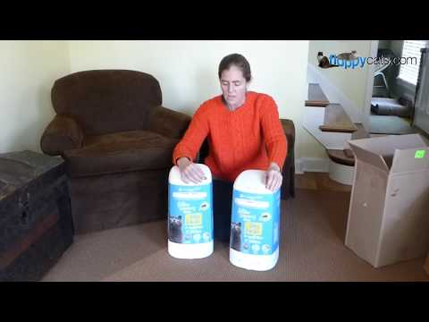 litterlocker-plus-with-sleeves-litter-disposal-system-unboxing-video