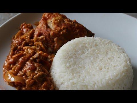 recette-exotique:-poulet-au-beurre-de-cacahuètes