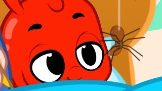 Morphle's Pet Spider - My Magic Pet Morphle | Cartoons For Kids | Morphle TV | Kids Videos