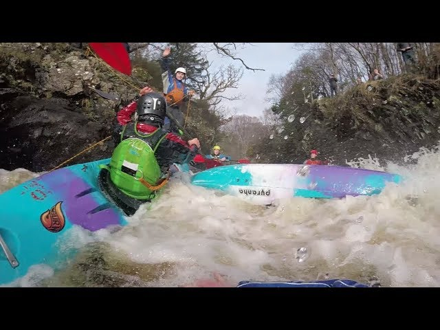 Kayak Fails Best Of - Carnage for All 2018