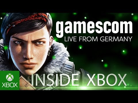Inside Xbox returning with a special gamescom episode