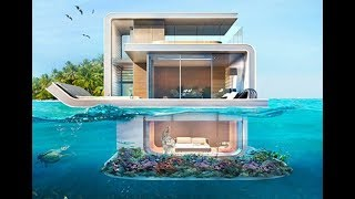 Look Inside: Dubai's first floating seahorse villa...