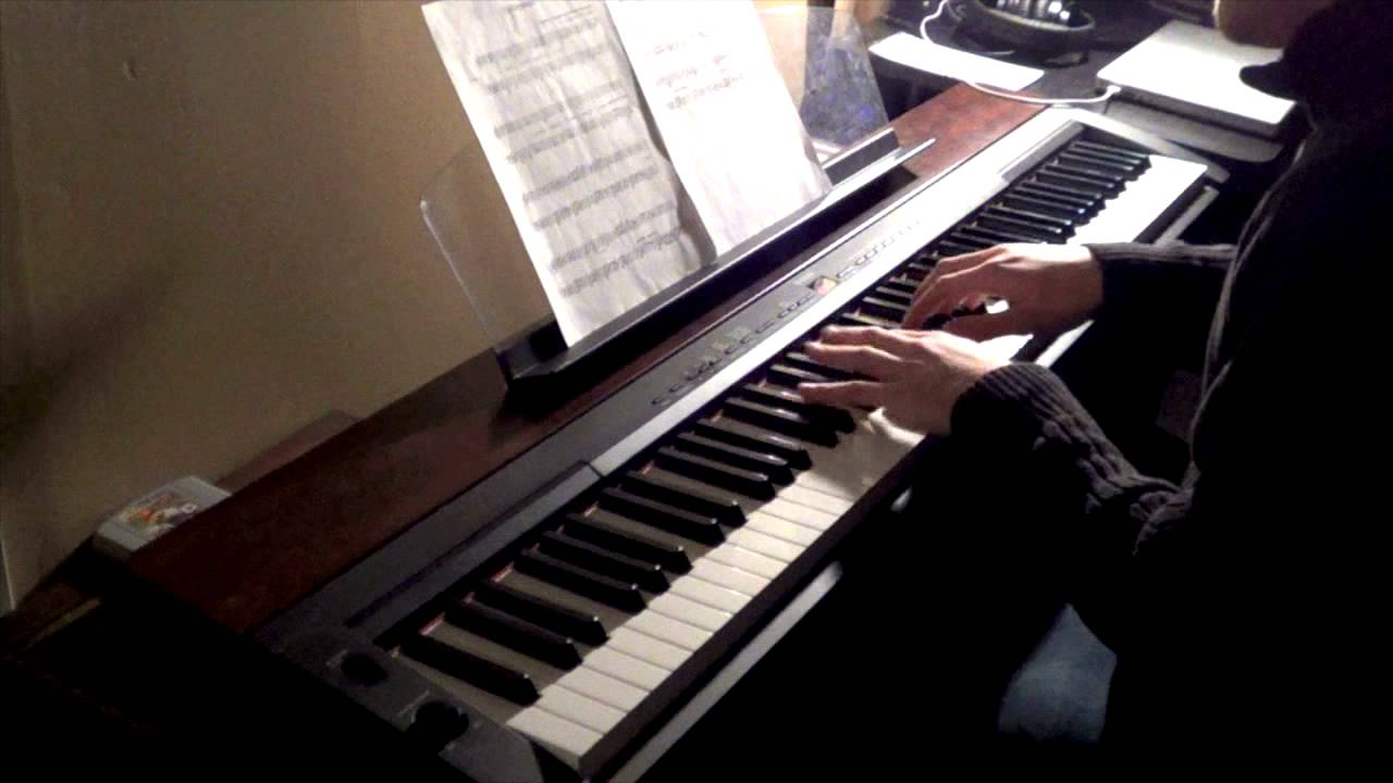 Halo 3 - Never Forget (Title Theme) for Piano Solo