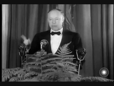 Sen. Robert Taft - 1947 Taft-Hartley Speech