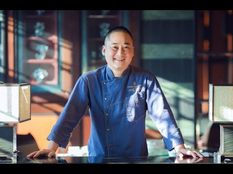 Chef Wang Yong - Executive Chinese Chef of Four Seasons Hotel Hangzhou at West Lake