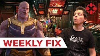 Egy tudós szerint ilyen lenne Thanos csettintése - IGN Hungary Weekly Fix (2019/18. hét)