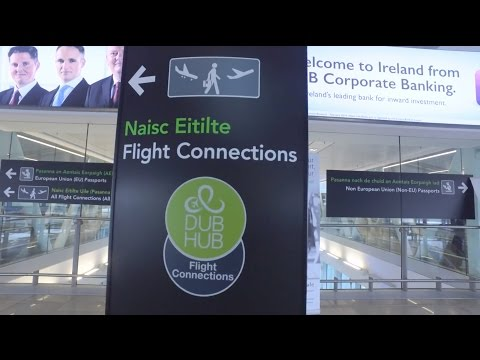 Dublin Airport Flight Connections