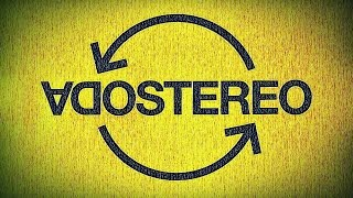 Soda Stereo - La Cpula Backing Track