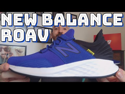 fe5157ac2f NEW BALANCE ROAV REVIEW - On feet, comfort, weight, breathability and price  review