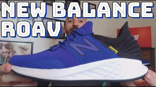 NEW BALANCE ROAV REVIEW - On feet