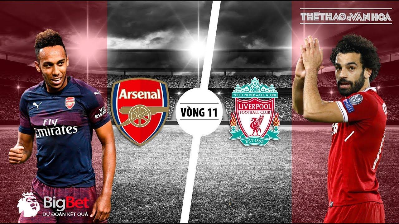 Soi kèo dự đoán kết quả Arsenal vs Liverpool - Vòng 11 giải Ngoại hạng Anh