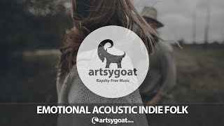 Emotional Acoustic Indie Folk / Royalty-Free Music (Backround Music)