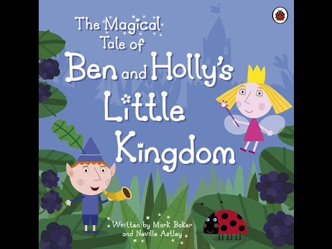 Ben and Holly's Little Kingdom - No Magic Day HD