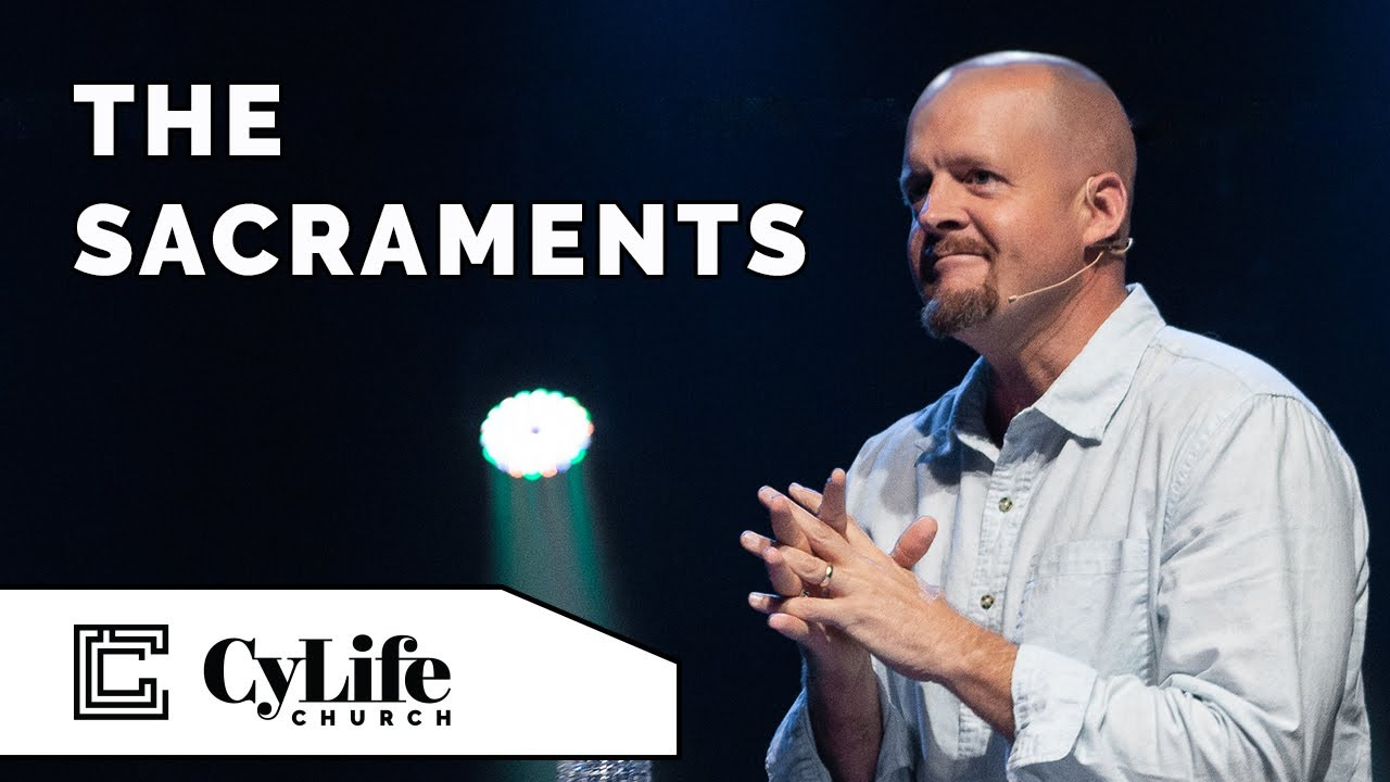 MOMENT OF TRUTH (Week 4) - The Sacraments