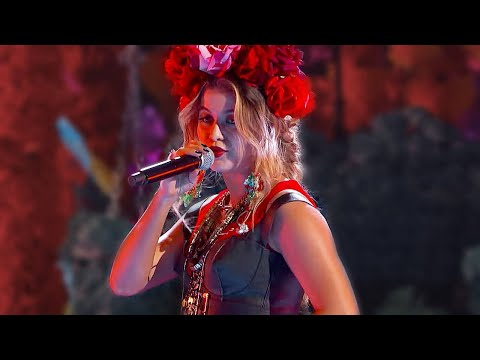 Sofia Reyes – R.I.P.   LATIN AMAS 2019 (En Vivo)