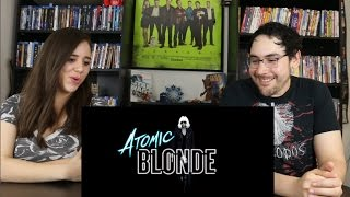 Atomic Blonde - Official RED-BAND Trailer Reaction / Review