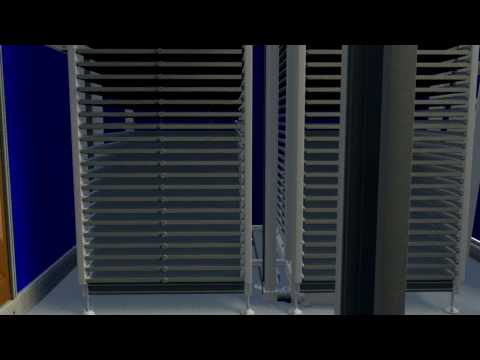 3D animation Central filling, KLS Netherlands B.V. '09 (produced by YAPP)