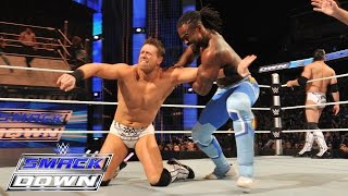 Kofi Kingston & Big E vs. The Miz & Damien Mizdow: SmackDown, March 5, 2015