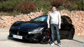 Maserati Gran Turismo Videos