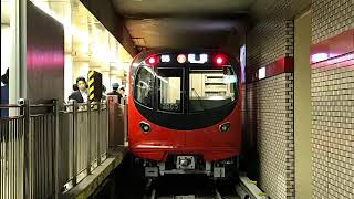 東京メトロ丸ノ内線 2000系105F 茗荷谷〜池袋 全区間走行音