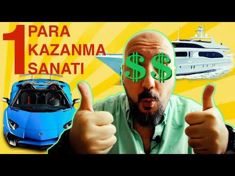 PARA KAZANMA SANATI-1 ( Fonlarla Yatırım Eğitimi - Giriş (Hisse Senetleri,Dolar,Altın,Eurobond)