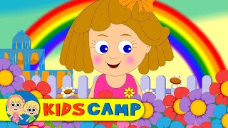 Mary Mary Quite Contrary | Nursery Rhymes | Popular Nursery Rhymes by KidsCamp