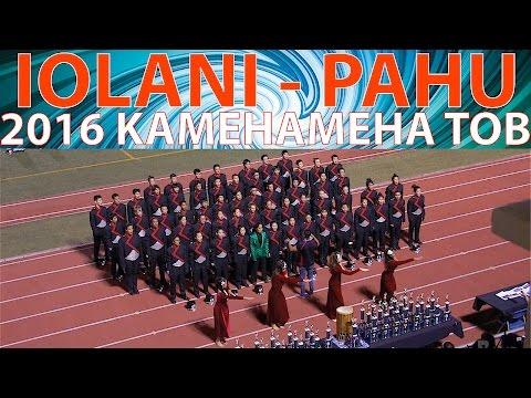"Pahu Award Entry | 2016 Iolani Schools ""Raider"" Marching Band | Kamehameha TOB"