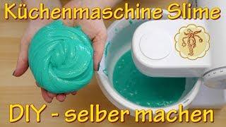 Slime: Fluffy-Slime mit der Küchenmaschine - selber machen - DIY