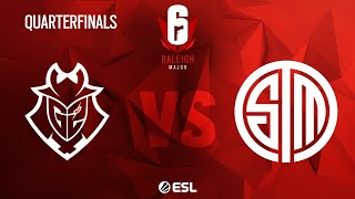 G2 Esports vs. TSM - Raleigh Major 2019 - Playoffs - Day Four