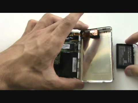 Ipod 3rd Generation Battery Replacement Tutorial Gadgetmenders Com Youtube