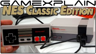NES Classic - A Close-Up Look at Every Angle (Slideshow)