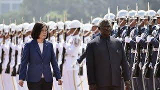VOA连线(林枫):所罗门群岛与台湾断交