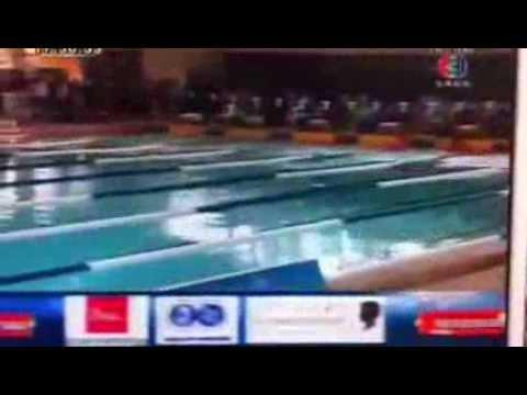 Bangkok Swimming 2014 [KasemBunditChannel]