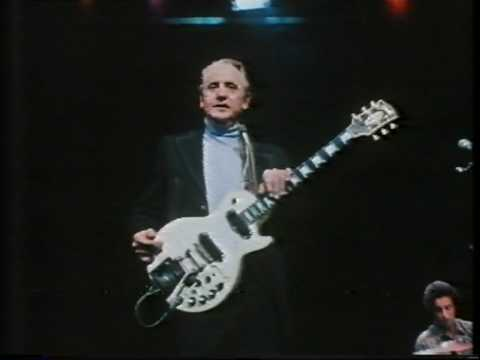 Les Paul LIVE - and magnificent!