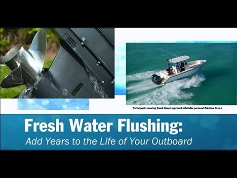 Fresh Water Flushing
