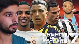 2018 Türkiye Ligi Kadro Kurma Challenge - Dream League Soccer 2017 Online