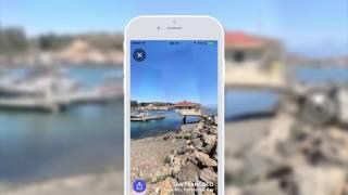 The 360 photo app.