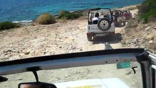 Jeepsafari Mallorca 26 juni, deel 4